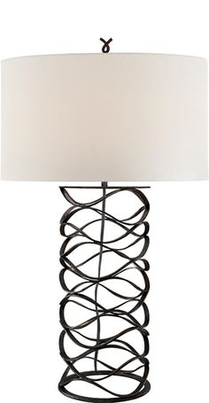 BRACELET TABLE LAMP for middle room