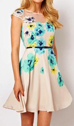Summer Dress Fashion Trends 2014