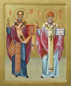 Byzantine Icons, Byzantine Art, Thessaloniki, Religious Gifts, Religious Art, Art Icon, Orthodox Icons, Christian Gifts, Saints