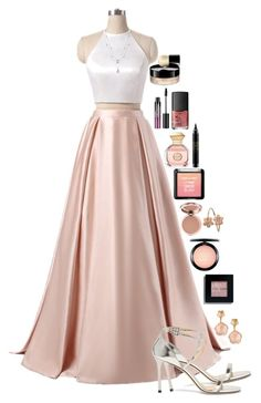 """Alejandro"" by macapaz ❤ liked on Polyvore featuring Jimmy Choo, Chanel, Charlotte Russe, Tory Burch, NARS Cosmetics, MAC Cosmetics, Bobbi Brown Cosmetics and Pasquale Bruni"