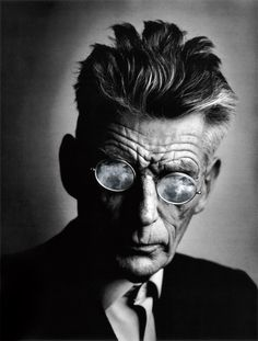 """inneroptics:  poem """"Da Tagte Es"""" redeem the surrogate goodbyes the sheet astream in your hand who have no more for the land and the glass unmisted above your eyes Beckett"""