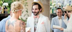 Our guide to surviving a hipster wedding