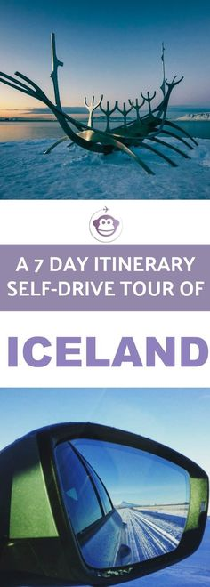 Our 7 day Iceland Itinerary will be useful, so you can pack as much in as possible but still get to slow down and enjoy a break, even with kids. #Iceland #Reykyavik    #familytravel #europe #destinationguide #travelwithkids #itinerary #vacation #traveling via @mytravelmonkey