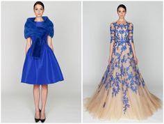A Diary of Lovely: Monique Lhuillier: classic sophistication
