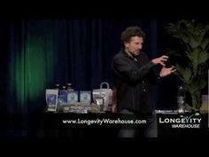 Let Food Be Your Medicine and Medicine be Your Food - with David Wolfe