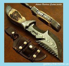 Damaskus knife1!