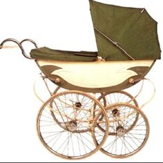 This was my pram , so sad they don't make these any more they all plastic horrible things