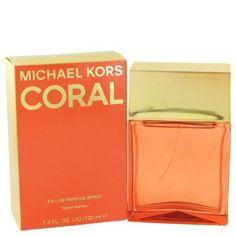 Michael Kors Coral By Michael Kors Eau De Parfum Spray 3.4 Oz (pack of 1 Ea) X662-FX12252