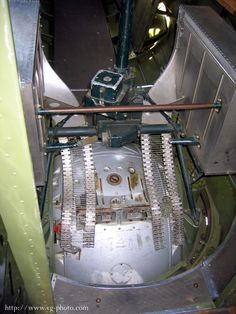 B-17 Sperry Ball Turret