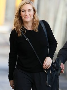 Star Tracks: Tuesday, February 2, 2016 | STREET CHIC | After cheering on good friend Leonardo DiCaprio at the SAG Awards, Kate Winslet enjoys a relaxing day in L.A. on Monday.