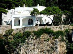 Home Giorgio Armani, Capri