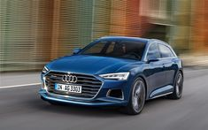 Download wallpapers Audi A3, 4k, 2019 cars, street, new A3, german cars, Audi
