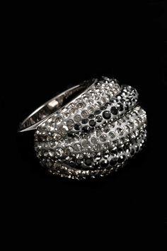 Swarovski Cocktail Ring