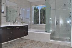 Tub Vanity Layout