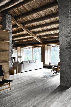 Une maison de pierres avec une âme | PLANETE DECO a homes world