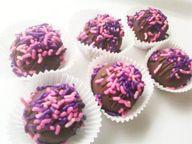 Girly Girl Cake Drops 6 pack, $7