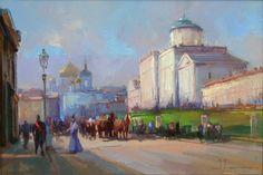 Alexey Shalaev. According to Moss, the Pashkov House.