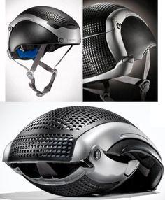 foldable helmet