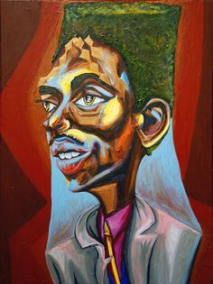 "For Sale: Theodore ""Teddy"" Marcus Edwards (Jazz Series) by Tree House Studio Collective 