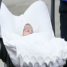 OMG…These 13 Photos of Baby Princess Charlotte Will Melt Your Heart