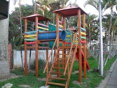 playground de madeira 9                                                                                                                                                     Mais