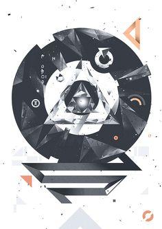 Graphic Design Works by Rogier de Boeve