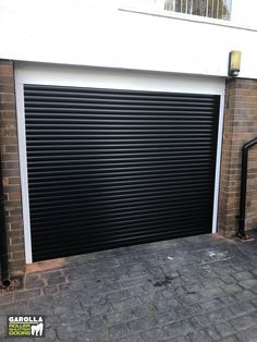 Roller Doors for sale from Garolla come in 18 shades, including grey garage doors. Click the link below to see all of our insulated roller garage doors online. Grey Garage Doors, Single Garage Door, Garage Door Paint, Garage Door Decor, Garage Door Styles, Garage Door Makeover, Garage Door Design, Garage Walls, Roller Doors