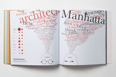 Architecture through infographics