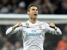 Cristiano Ronaldo surpassed the mark for Real Madrid in the Champions League with his brace against PSG at the Bernabeu. Ruud Van Nistelrooy, Cristiano Ronaldo Junior, Cristiano Ronaldo 7, Champions League Semi Finals, Uefa Champions, Lionel Messi, Fc Barcelona, Real Madrid Vs Psg