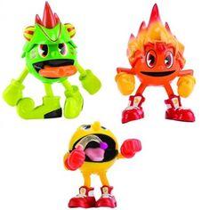 Pac-Man Pack 3 figurines set n° 2