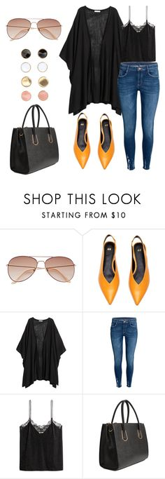 HM look by laura-paasivirta on Polyvore featuring H&M, HM and affordable
