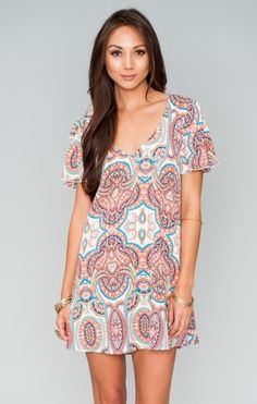 Kylie Mini Dress ~ Esmuralda