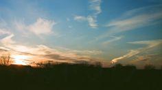 Winter Sunset by David Uthe on Capture My Chicago // Nikon F2 camera, Nikkor-S 50mm f/1.4 lens, Kodak Portra 160 film
