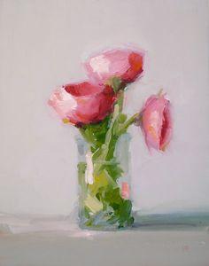 'Peonies' by Susan Nally