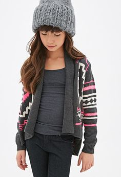 Sweaters & Knits | GIRLS | Forever 21