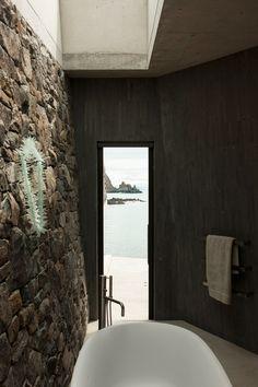 Seascape Retreat de Pattersons Associates Architects | Casas Unifamiliares