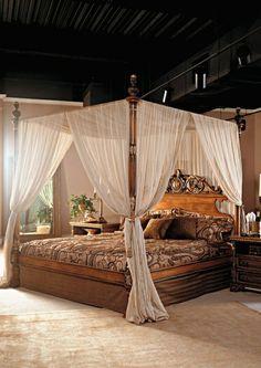 Betthimmel   Ein Traumhaftes Schlafzimmer Design Erschaffen.  HotelzimmerDrinnenHimmelbettLuxusSchlafzimmerDekoSchlafzimmer ...