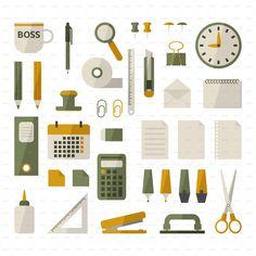 Office Stationery Set