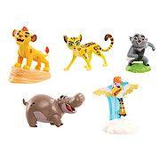 Disney The Lion Guard Five Figure Collectible Set