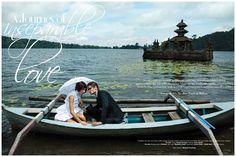 A Journey of Inseparable Love - Nicoline Patricia Malina