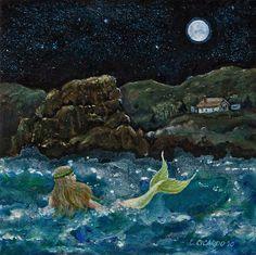 Mermaid by Lou Cicardo