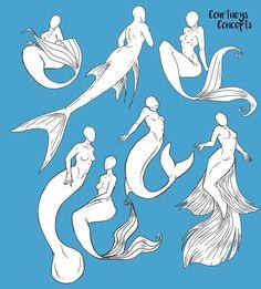 Mermaid references