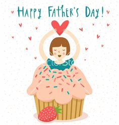 Happy fathers day vector by stolenpencil on VectorStock®