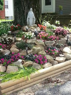 60 amazing rock garden ideas to decorate your frontyard and backyard
