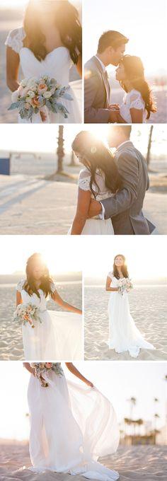 Amor às Riscas: Christina & Kenny's real wedding