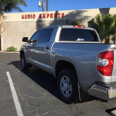 Here's our latest window tint parked outside our shop. Come down to 3059 E. Main St., Ventura to get yours. Starting at only $25.00! Call 805-642-4722 to setup an appointment. #AudioExpertsVentura #AudioExperts #AudioVideo #CarStereo #StereosVentura #Ventura #VenturaCA #VenturaCalifornia #California #CustomAudio #WindowTint