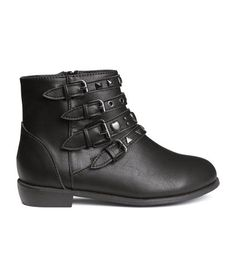 Studded Boots | Product Detail | H&M