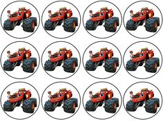 Give Your Child The Blaze Monster Truck Party They Would