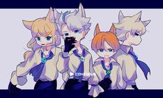 Inazuma Eleven Go, Killua, Ensemble Stars, Boy Art, Artemis, Manhwa, Happy Halloween, Emoji, Princess Zelda