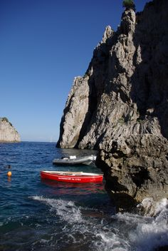 Capri Fraglioni - Plage Da Luigi